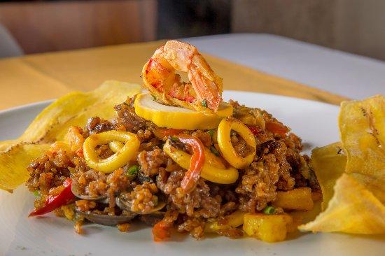khám phá ẩm thực tại Cartagena