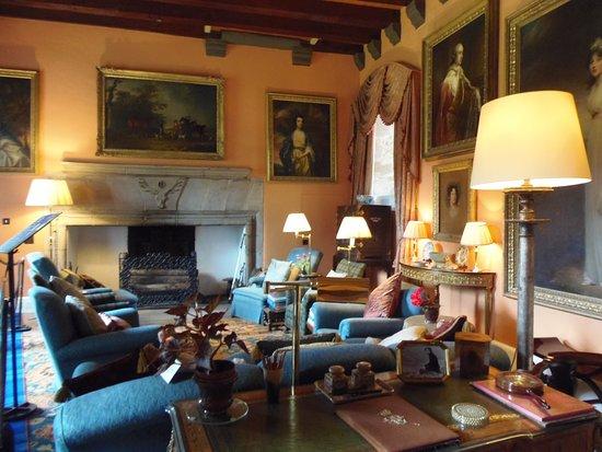 Cawdor Castle Drawing Room, Nairn, Scotland