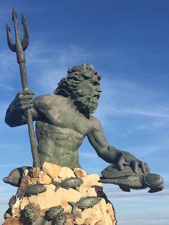 Virginia Beach King Neptune