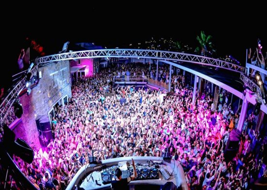 Paradise Club Beach Mykonos