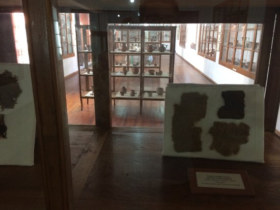 Museo Charcas (University Museum Colonial & Anthropological): a view inside the Museo Charcas