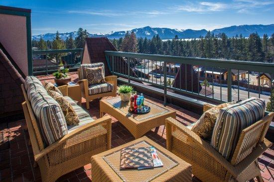 Lake Tahoe Resort Hotel: Balcony Suite