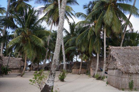 Cabanas Tubasenika: Cottages