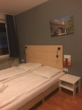 A&O Nuernberg Hauptbahnhof: Zimmer A&O-Hotel Nürnberg
