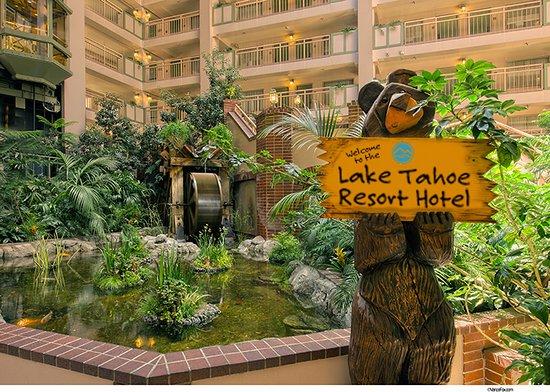 Welcome to Lake Tahoe Resort Hotel