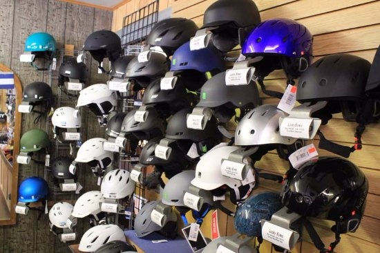 South Fork, CO: Helmets for Safety