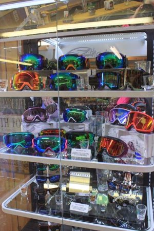 South Fork, CO: Goggles & Sunglasses