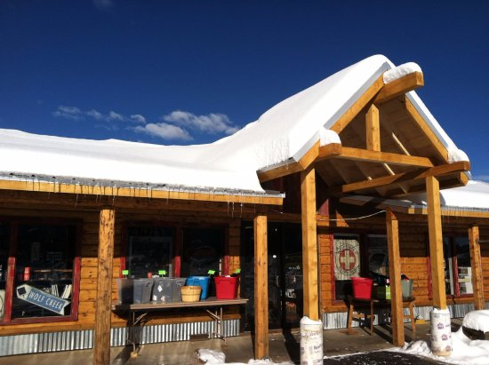 South Fork, CO: Ski Shop in Town