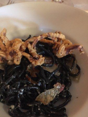 Ristorante Pizzeria Candido: Squid