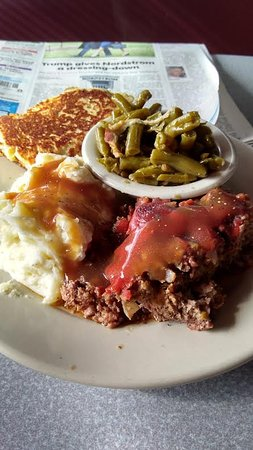 Lebanon, KY: Thursday's Special........Absolutely delicious