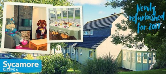 Trabolgan, Ireland: Our Newly refurbished Sycamore accommodation