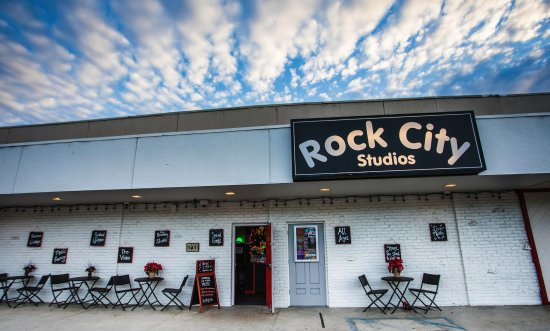 Camarillo, CA: Rock City Studios