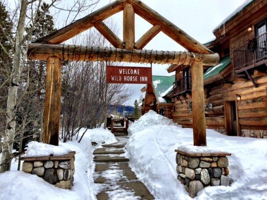 Fraser, CO: Entrance
