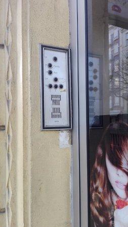 Residencial Roxi: citofono