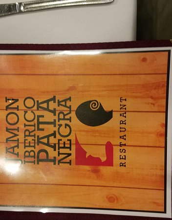 Jamon Iberico Pata Negra Restaurant : 20170209_120646_large.jpg