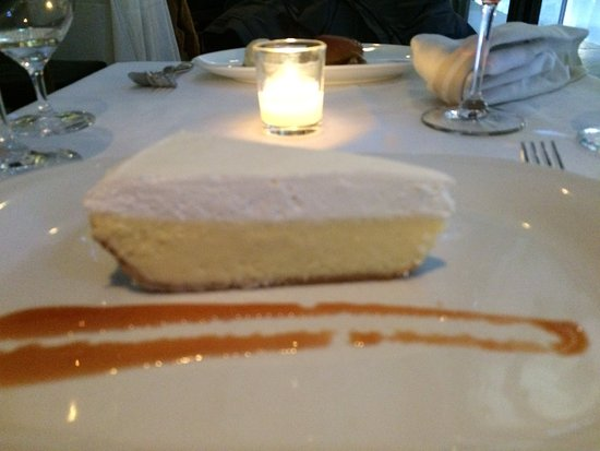 The Sea Grill : key lime pie