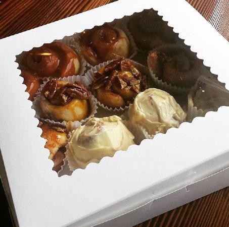 Northglenn, CO: Dozen mini cinnamon rolls