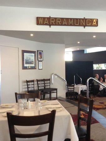 Glen Waverley, Australië: Warramunga Restaurant at the Waverly RSL
