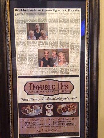 Boonville, IN: Double D's Bar & Family Inn