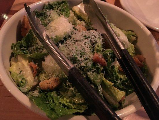 Fairview, TX: Caesar Salad