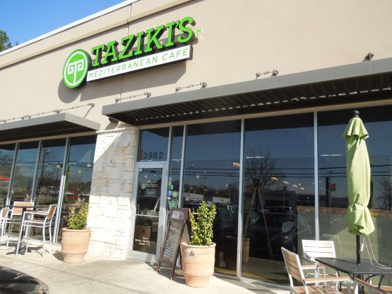 Good Food Healthy Options Review Of Tazikis Mediterranean Cafe