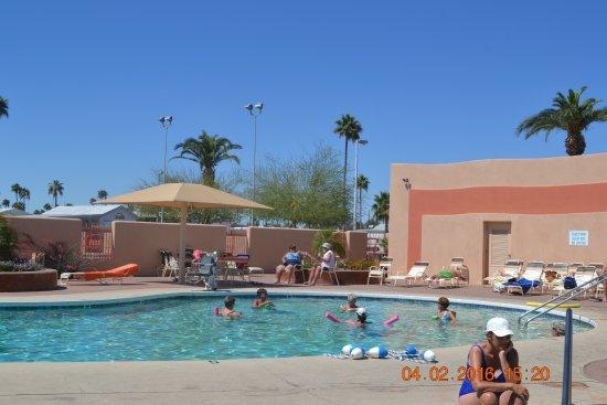 Mesa Spirit RV Resort Photo