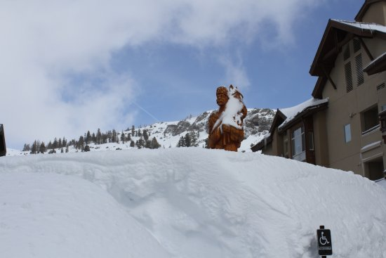 Kirkwood, Californien: Tons of snow this year!