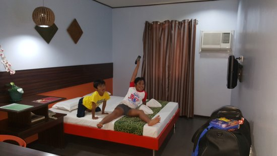Andy Hotel : Room Picture