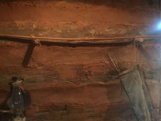Sallisaw, OK: Sequoyah's Cabin