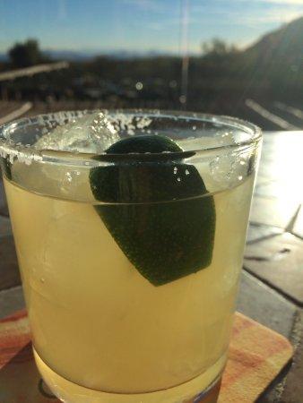 Onyx Bar & Lounge at Four Seasons Resort Scottsdale at Troon North: Best Margarita Ever!