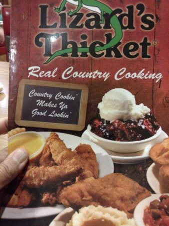 West Columbia, SC: Country Cookin makes ya good lookin!