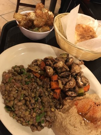 Aladdin mediterranean cuisine houston neartown for Aladdin mediterranean cuisine houston tx