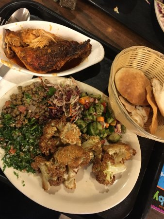 Aladdin mediterranean cuisine houston neartown for Aladdin middle eastern cuisine