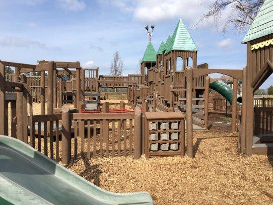 Anderson, Karolina Południowa: Kid Venture Playground