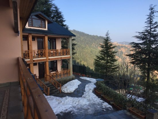 Amazing Homely dwelling in the lap of Himalayas.