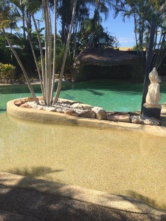 Grange Resort Hervey Bay : pool area