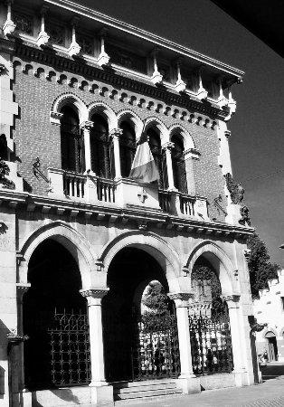 Thiene, Italie : Antica loggia