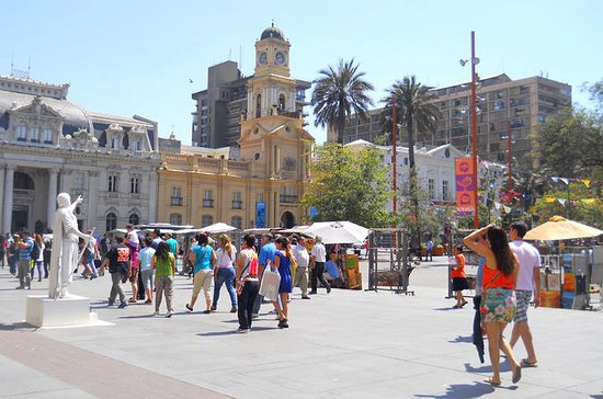 Private Tour: Half-Day Santiago ...