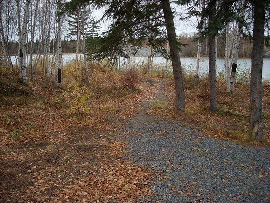 Yellowknife River Territorial Park Day Use Area