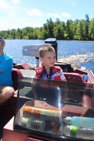 Ely, MN: Time on Bear Island Lake