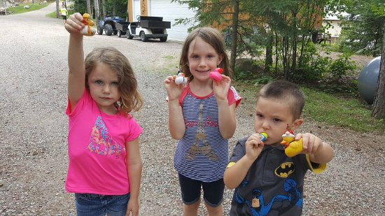 Ely, MN: Rubber Duck Rescues