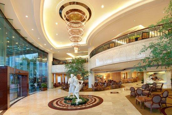 hotel ciputra jakarta lobby area picture of hotel ciputra rh tripadvisor com my