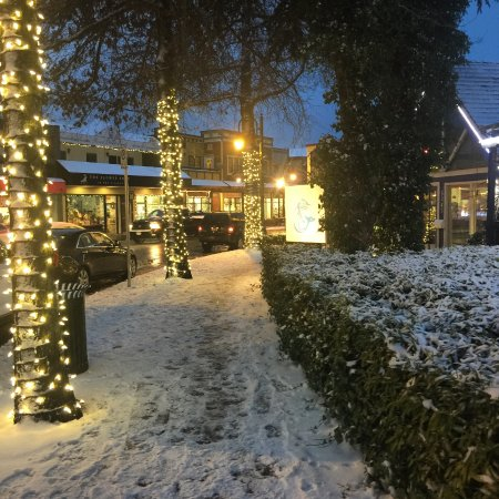 Ladner Village Lights