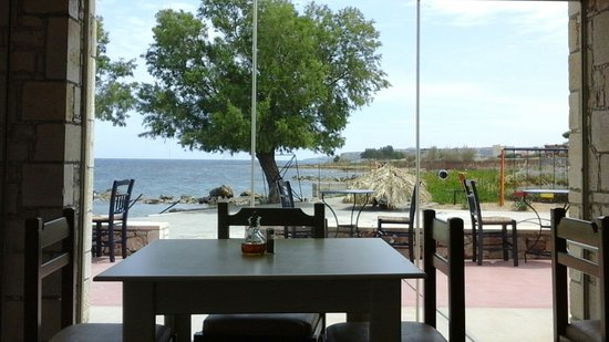 Stavromenos, Grecja: Вид на северо-восток