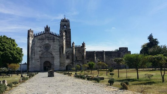 Ex Convento San Juan Bautista