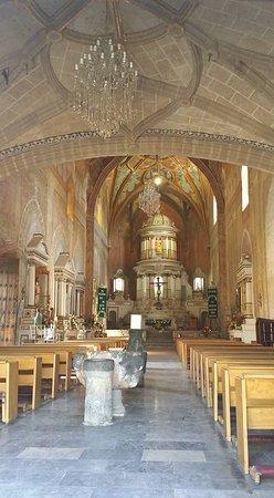 Morelos, Mexico: Interior del Templo