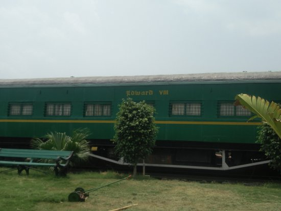 Rewari Steam Locomotive Shed & Rail Museum