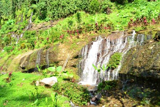 Santhipala Ceburan Waterfall