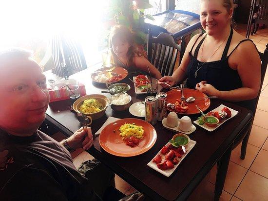 Everest Kitchen Bangkok: Guest from USA