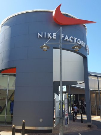 9e53264815c08 Nike Factory - Picture of Harbour Town Outlet Shopping Centre ...